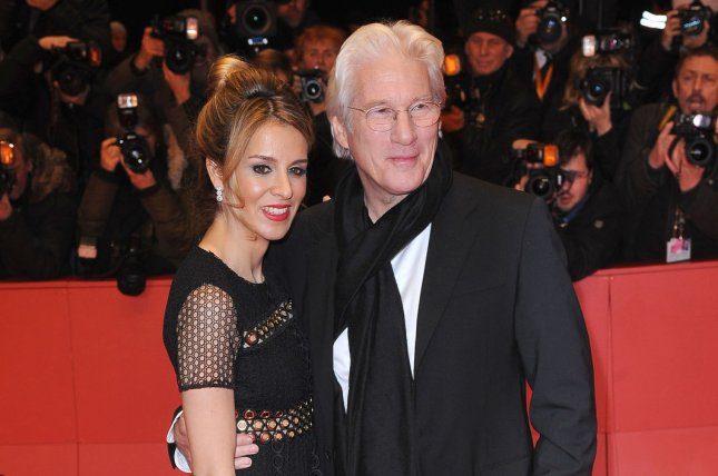 Richard Gere, 68, Marries Girlfriend Alejandra Silva, 35
