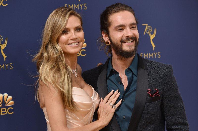 TV personality Heidi Klum has announced her engagement to musician Tom Kaulitz. File Photo by Christine Chew/UPI