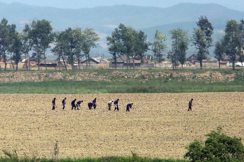 North Korea cites sanctions as obstacles to meeting U.N. development goals