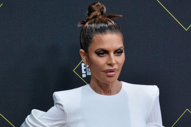 Lisa Rinna discussed her former Real Housewives of Beverly Hills co-star Denise Richards and her daughter Amelia Hamlin's ex-boyfriend Scott Disick. File Photo by Jim Ruymen/UPI