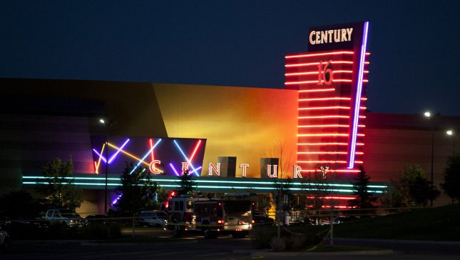 The Century 16 movie theater at the Aurora Mall in Aurora, Colorado on July 20, 2012. UPI/Gary C. Caskey