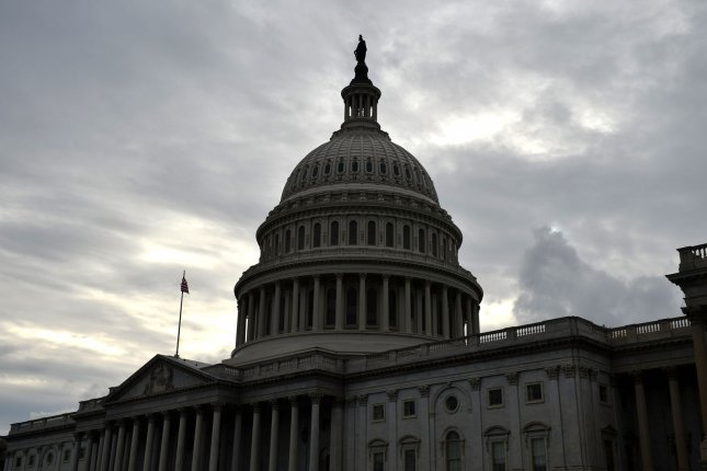 The U.S. Capitol Building. UPI/Kevin Dietsch