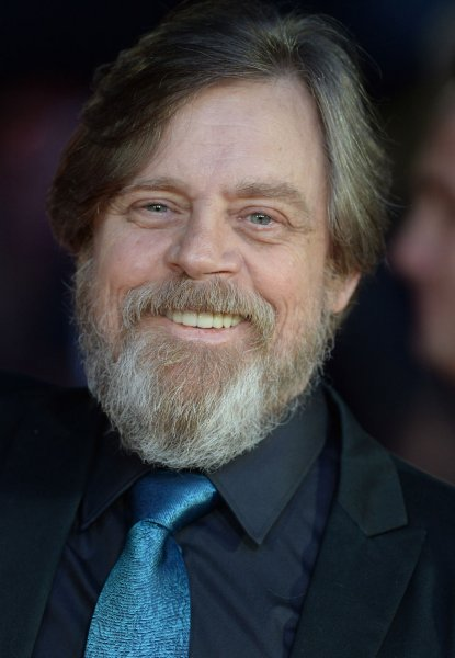 American actor Mark Hamill attends the premiere of Batman v Superman: Dawn of Justice in London on March 22, 2016. Hamill voices The Joker in Batman: The Killing Joke. File Photo by Rune Hellestad/ UPI