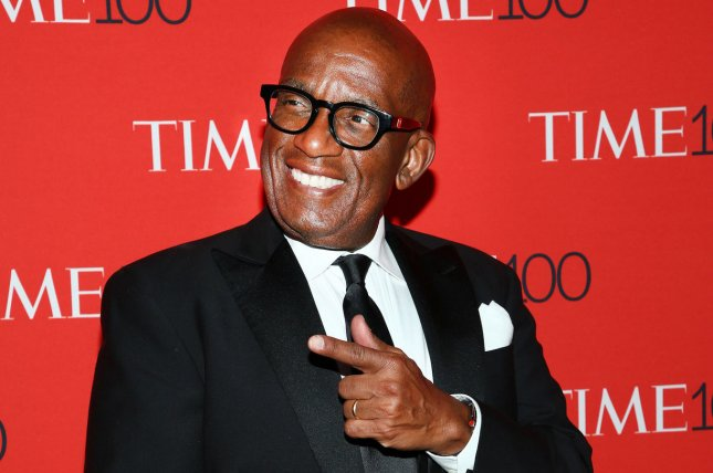 Al Roker will play Old Joe in a Broadway production of Waitress. File Photo by Monika Graff/UPI