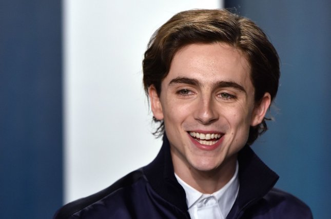 Timothee Chalamet will star as a young Willy Wonka in an upcoming prequel film from director Paul King. File Photo by Chris Chew/UPI