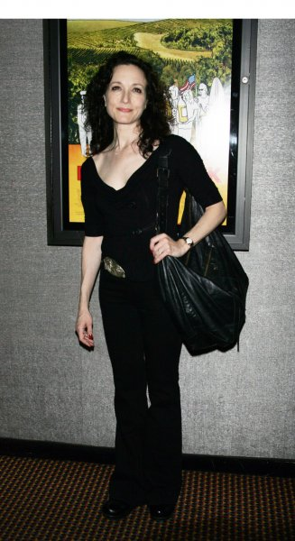 Bebe Neuwirth arrives for the premiere of Bottle Shock at the Cinema 2 Theater in New York on August 4, 2008. (UPI Photo/Laura Cavanaugh)