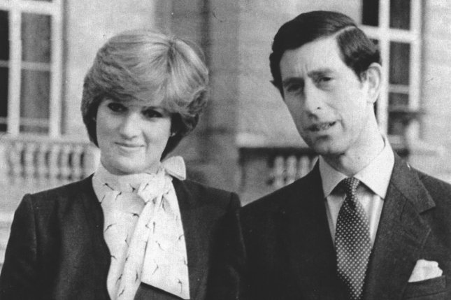 On August 28, 1996, after four years of separation, Prince Charles, heir to the British throne, and his wife, Princess Diana, were formally divorced. UPI File Photo