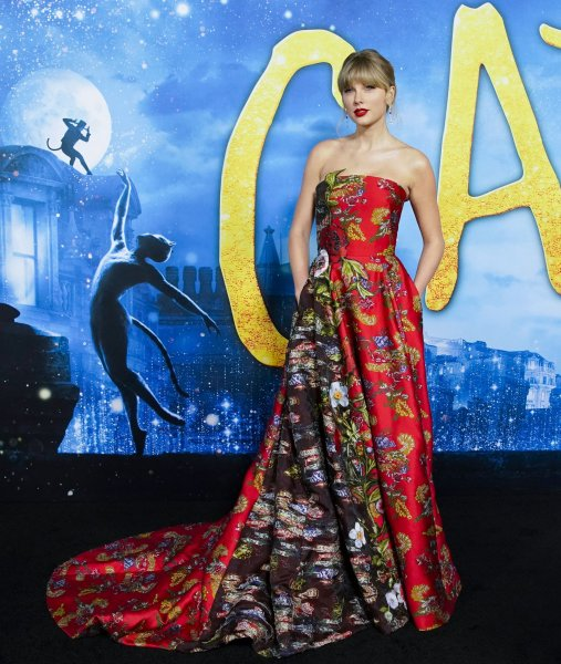 Taylor Swift's Evermore is No. 1 on the Billboard 200 album chart dated Saturday. File Photo by John Angelillo/UPI