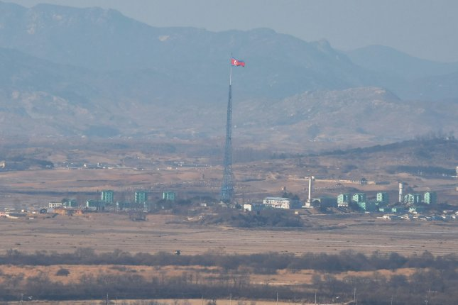South Korea responded to North Korea's rights abuses with a new human rights act but official progress stalled after 2016. File Photo by Keizo Mori/UPI