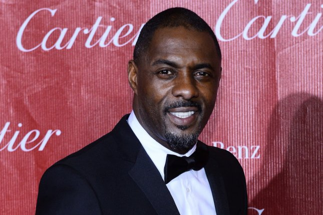 Actor Idris Elba attends the 25th annual Palm Springs International Film Festival awards gala on Jan. 4, 2014. Photo by Jim Ruymen/UPI