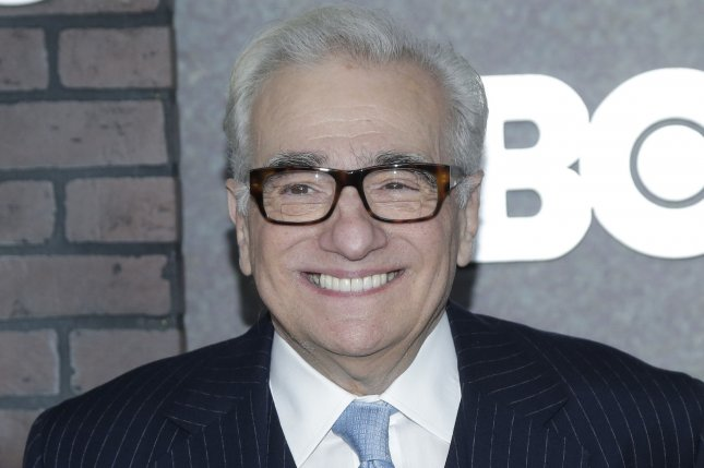 Martin Scorsese arrives at the premiere of Vinyl in New York City on January 15. The filmmaker's latest movie Silence is in limited release now. File Photo by John Angelillo/UPI