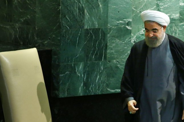 Iranian President Hassan Rouhani said during a state visit to Moscow on Tuesday that bilateral trade between the two energy giants is swelling. Photo by Monika Graff/UPI