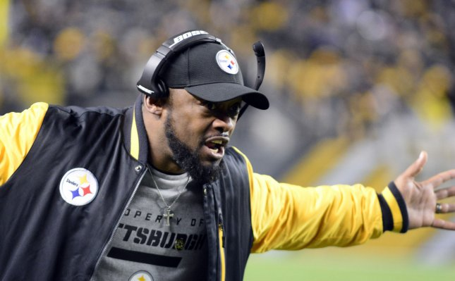 Steelers coach Mike Tomlin not ready to talk about coaching staff changes