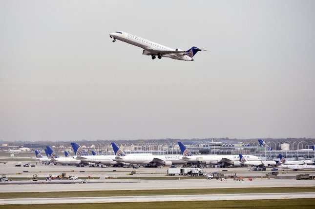 The carrier said it will add more than 600 daily flights to 200 U.S. airports and operate 25 percent of its normal international flights. File Photo by Brian Kersey/UPI