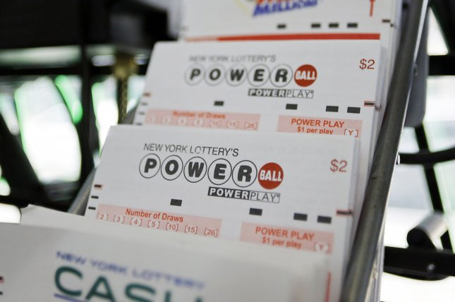 Ernesto Sorzano told North Carolina Education Lottery officials the Powerball ticket that won him a $500,000 prize bore a set of numbers he copied from a fortune cookie. File Photo by John Angelillo/UPI