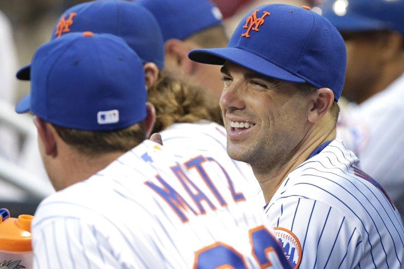 New York Mets' David Wright. Photo by John Angelillo/UPI