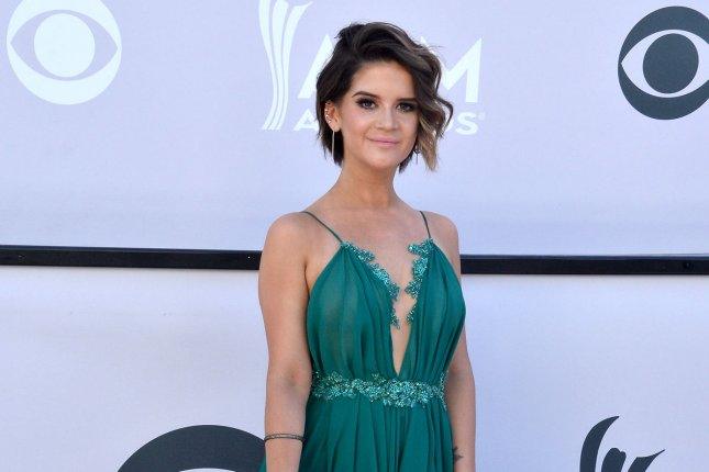 Recording artist Maren Morris is to take part in a Grammys tribute for the people who died at music concerts last year. File Photo by Jim Ruymen/UPI