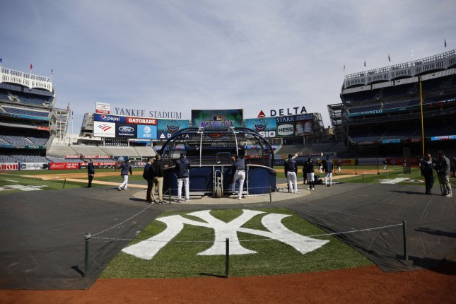 The New York Yankees -- who play their home games at the $2.3 billion Yankee Stadium -- have been Major League Baseball's most-valuable franchise since Forbes began tracking for its annual list. Photo by John Angelillo/UPI