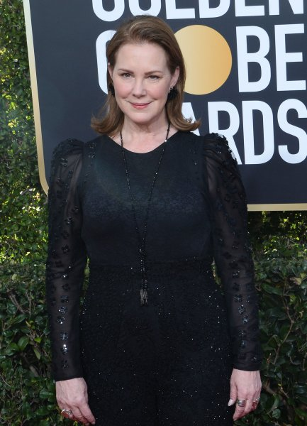 Elizabeth Perkins attends the 76th annual Golden Globe Awards at the Beverly Hilton Hotel in California on January 6, 2019. The actor turns 60 on November 18. File Photo by Jim Ruymen/UPI