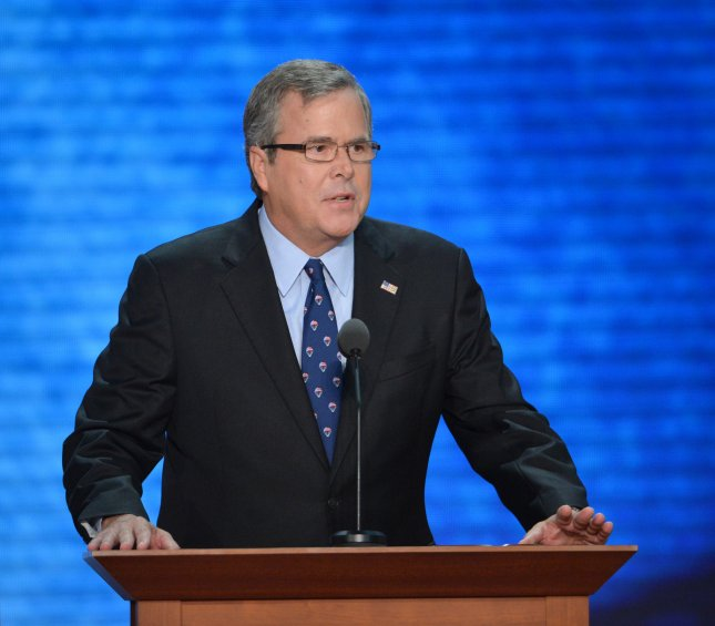 Former Florida Governor Jeb Bush appeared on The Today Show to promote his book Immigration Wars: Forging an American Solution, where he said he won't rule out a presidential run in 2016. (File/UPI/Kevin Dietsch)