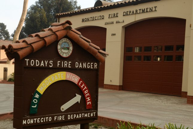 Many Thomas Fire firefighters spending first Christmas battling wildfire