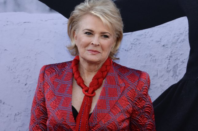 Actress Candice Bergen has returned to play her most famous character in the CBS revival of Murphy Brown. File Photo by Jim Ruymen/UPI