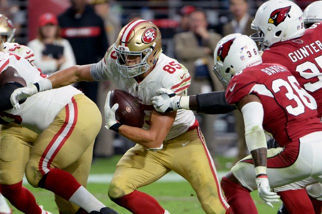 George Kittle S Monster Performance Lifts San Francisco