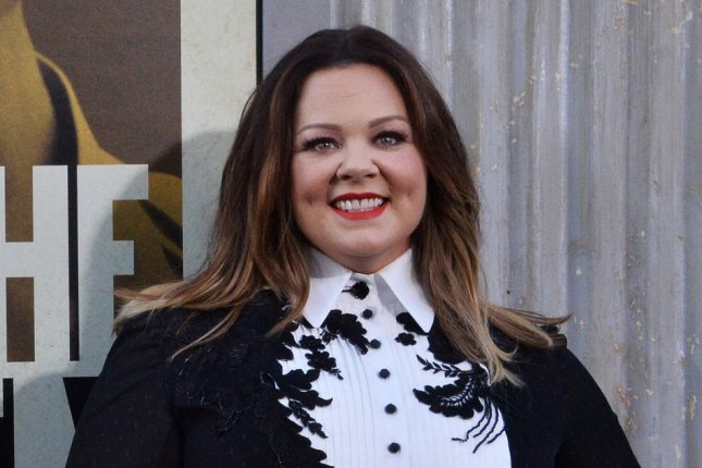 The Starling star Melissa McCarthy attends the premiere of The Kitchen in August 2019. File Photo by Jim Ruymen/UPI