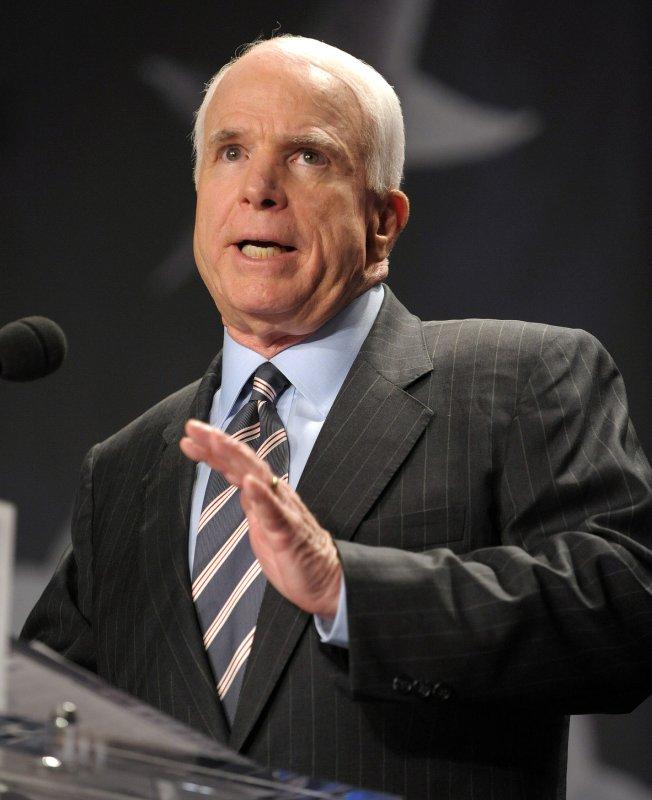 McCain not natural-born citizen, prof says
