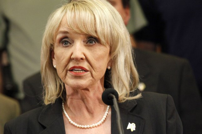 Arizona Governor Jan Brewer disputed media accounts that Joseph Woods gasped for two hours during his execution. UPI/Art Foxall