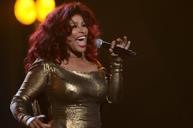 Chaka Khan performs during the BET Awards in Los Angeles on July 1, 2012. Photo by Jim Ruymen/UPI The famed recording artist was the first celebrity eliminated from Season 21 of Dancing with the Stars.