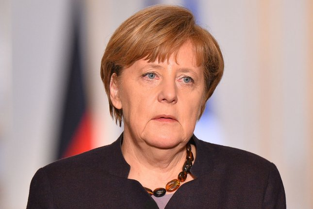 German Chancellor Angela Merkel for the sixth year in a row tops Forbes' World's 100 Most Powerful Women list. If there is a single leader able to defy existential economic and political challenges to the European Union, from edges and core, it has been German Chancellor Angela Merkel, wrote the editors. File photo by David Silpa/UPI