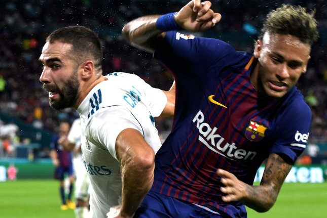 brand new fabf0 60689 Watch: Barcelona manager sees Neymar staying, Real Madrid's ...