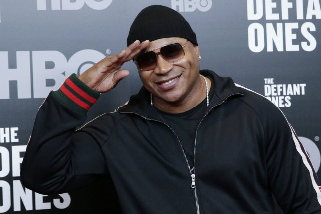 LL Cool J arrives on the red carpet at The Defiant Ones premiere on June 27 in New York City. The rapper and actor is among the 2017 Kennedy Center honorees. File Photo by John Angelillo/UPI