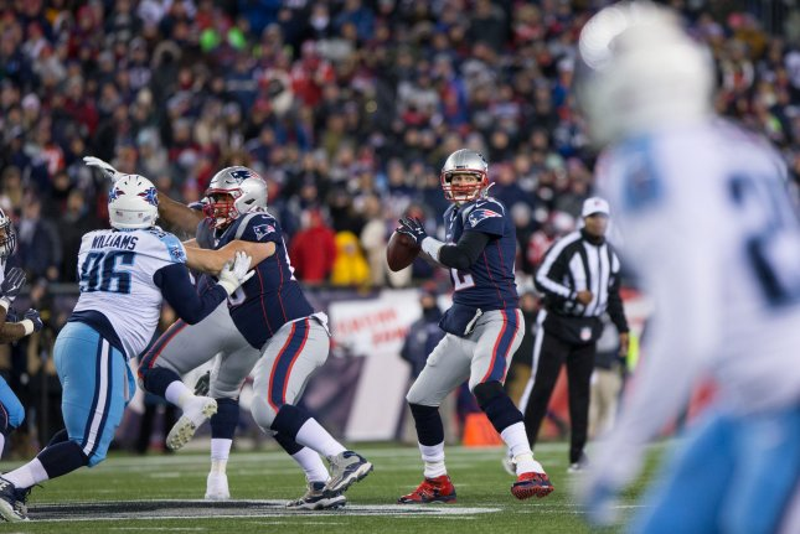 9745abb8 Patriots way too good, rout Titans 35-14 - UPI.com