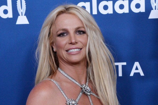 Britney Spears shared a video of her grueling exercise routine with Sam Asghari. File Photo by Jim Ruymen/UPI