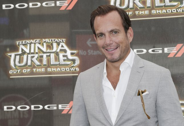 Will Arnett arrives on the red carpet at the Teenage Mutant Ninja Turtles: Out Of The Shadows world premiere at Madison Square Garden on May 22, 2016 in New York City. Photo by John Angelillo/UPI