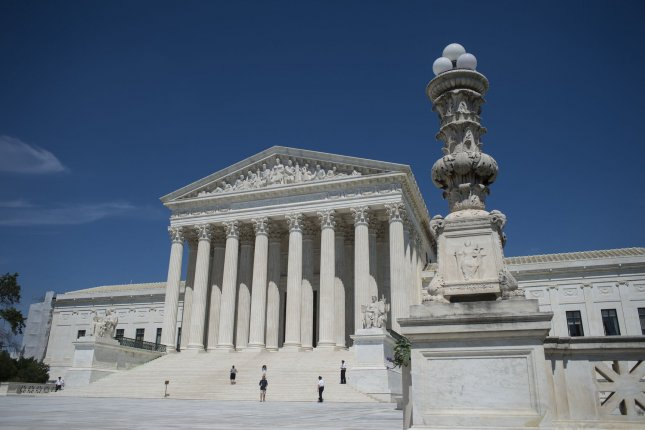 The Supreme Court began issuing rulings on cases Wednesday after a four-week recess. File Photo by Pete Marovich/UPI