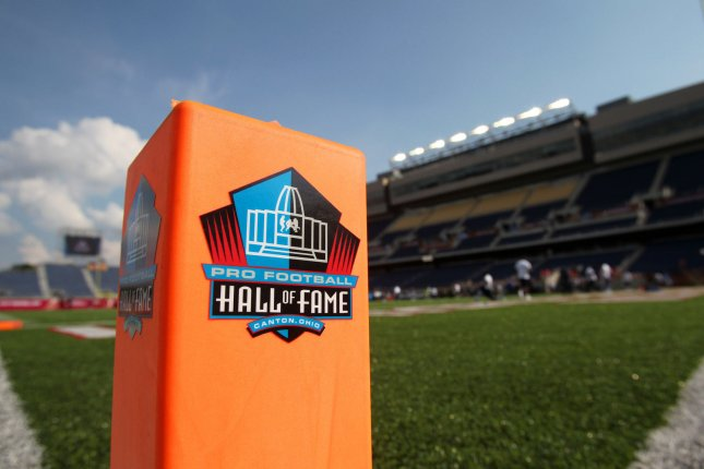 The Denver Broncos played the Atlanta Falcons in the 2019 Pro Football Hall of Fame Game at Tom Benson Hall of Fame Stadium in Canton, Ohio. File Photo by Aaron Josefczyk/UPI
