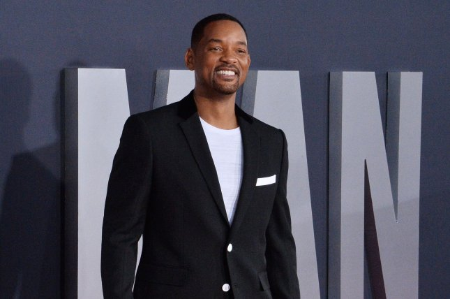 Will Smith will star Fast & Loose, a new film directed by Atomic Blonde director David Leitch. File Photo by Jim Ruymen/UPI