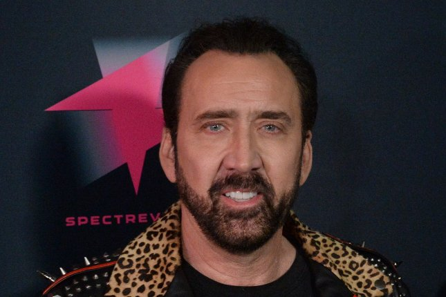 Nicolas Cage said the moment has passed for him to play Joe Exotic in Amazon's Tiger King series. FilePhoto by Jim Ruymen/UPI