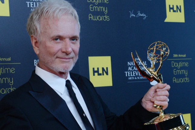 Anthony Geary has wrapped up his 37-year stint on the daytime soap opera General Hospital. Photo by Jim Ruymen/UPI