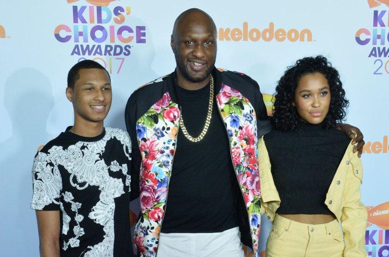 Lamar Odom's daughter slams Khloe Kardashian relationship