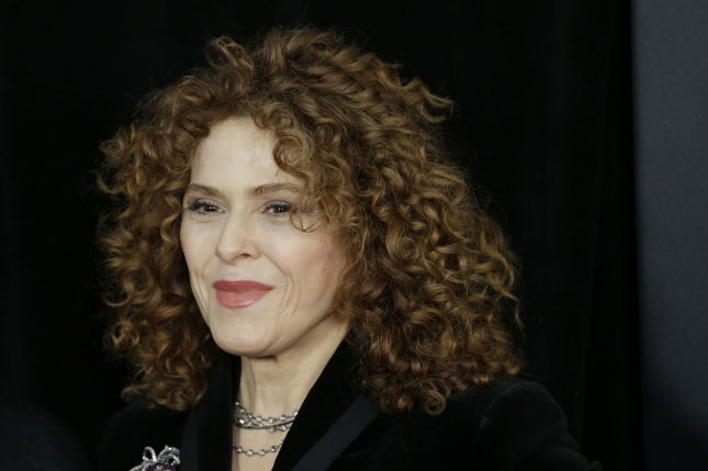 Bernadette Peters arrives on the red carpet at the Beauty and the Beast screening on March 13 in New York City. Peters is to star in Hello, Dolly! on Broadway this January. File Photo by John Angelillo/UPI