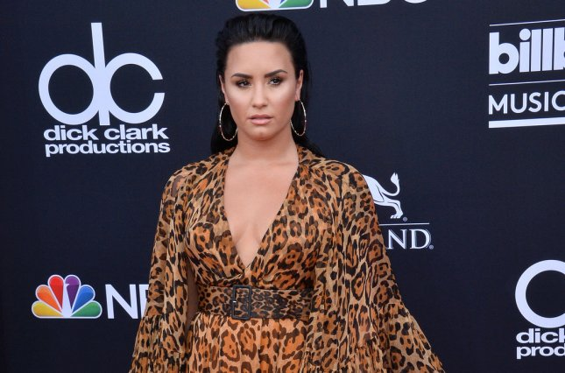 Demi Lovato thanked Christina Aguilera on social media following their Grammy Award nomination. File Photo by Jim Ruymen/UPI