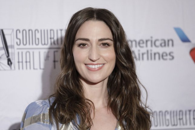 Sara Bareilles' stage musical Waitress has closed in London. File Photo by John Angelillo/UPI