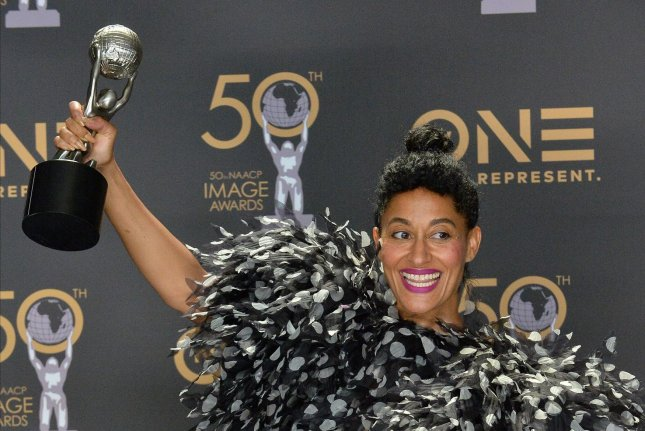 Tracee Ellis Ross will be honored for her keen sense of style at the People's Choice Awards ceremony on Nov. 15. File Photo by Jim Ruymen/UPI