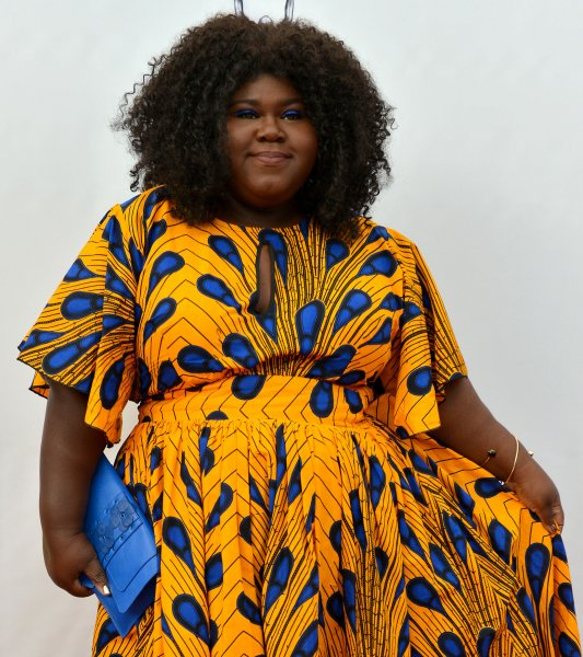 Gabourey Sidibe attends the NAACP Image Awards on February 11. The actress underwent laproscopic bariatric surgery in May. File Photo by Christine Chew/UPI