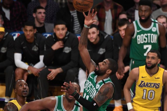 Denver Nuggets need to be at best against visiting Kyrie Irving, Boston  Celtics
