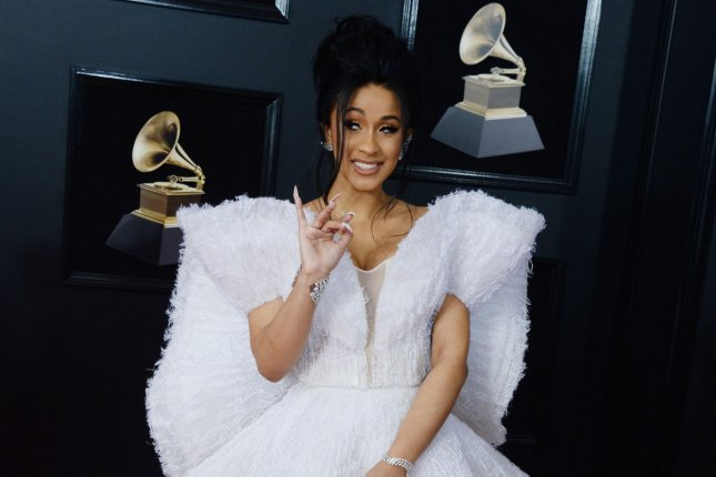 Cardi B co-hosted The Tonight Show with Jimmy Fallon in support of her new album, Invasion of Privacy. File Photo by Dennis Van Tine/UPI